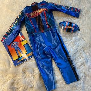 Other - Hot wheels race car driver costume
